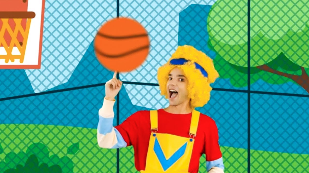 Let's Play Sports and More Kids Songs By Muffin Socks Фото 3