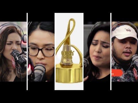 Wishclusive performance of nominees: Contemporary Folk, Urban, R&B and Rock/Alternative