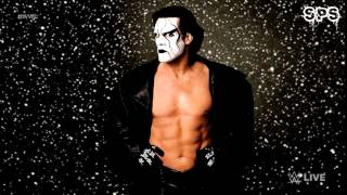 """WWE: Sting 1st  New Theme Song 2014 """"Out From the Shadows"""" + [Download Link 320Kbps]"""