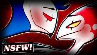 SECRET LOVE POTION - Helluva Boss Comic Dub