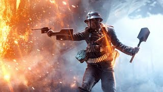 Прохождение №4 - Battlefield V / Классная игра! / Войны сменяются, не меняются лишь солдаты