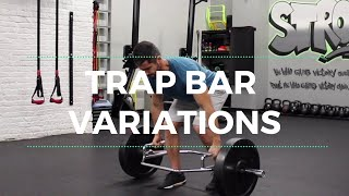 9 Trap Bar Variations