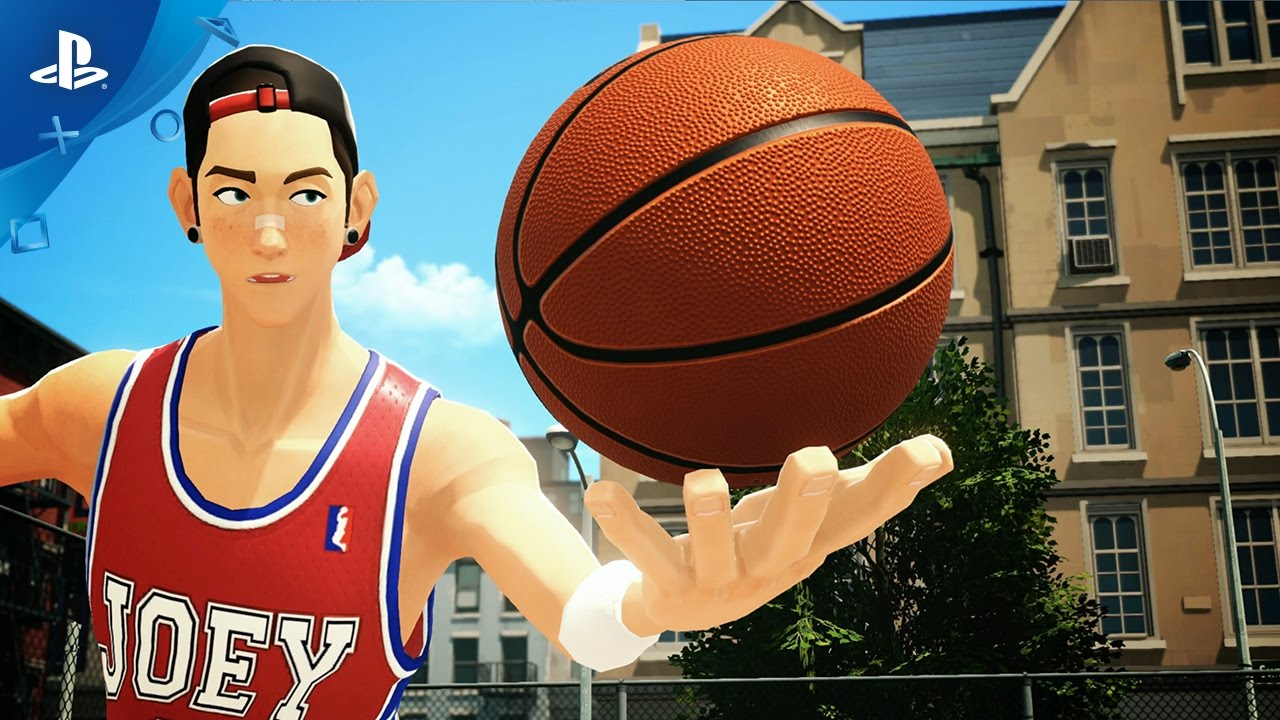 3on3 Freestyle Hits the Streets Today on PS4