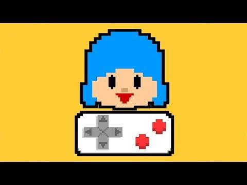🎮 POCOYÓ GAMEPLAY - Pocoyó Arcade Games | CARTOON GAMES for kids