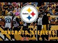 Congrats Steelers