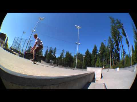 A Day at Mill Creek Skatepark