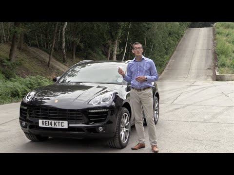 Porsche Macan 2014 video review - BusinessCar