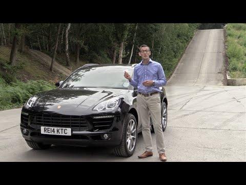 Porsche Macan 2014 video review - BusinessCar