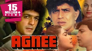 Agnee (1988) Full Hindi Movie | Mithun Chakraborty, Chunky Pandey, Amrita Singh, Mandakini