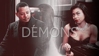 Cookie & Lucious - Demons (by Supsi85)