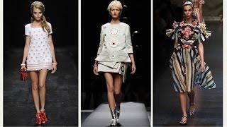 Вязание с подиумов, вязаные модели мировых дизайнеров Fashion knitting