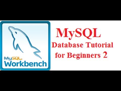 Beginners MYSQL Database Tutorial 2 # CREATE NEW DATABASE SCHEMA and TABLE examples
