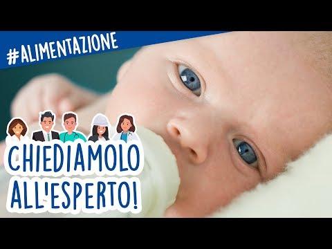 Quanto deve mangiare un neonato?