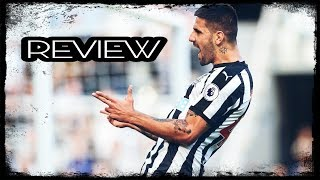 Review | Newcastle United 3-0 West Ham United