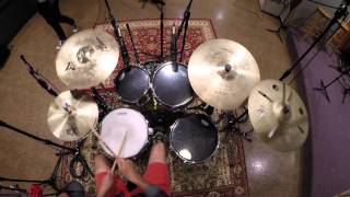 Uncaged by Zac Brown Band (Drum Cover by Bas Janssen)