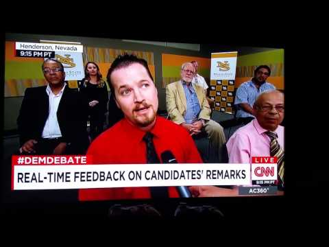 See its clear CNN WANTs HILARY CLINTON TO WIN