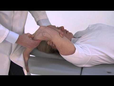 körperliche Untersuchung des Ellenbogen