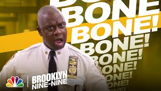 "Holt Hates the Word ""Bone"" - Brooklyn Nine-Nine"