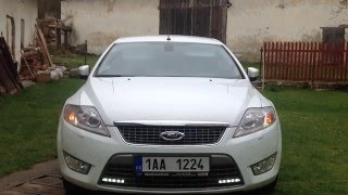 ✓ Ford Mondeo MK4 - how to enter Climatronic diagnostic