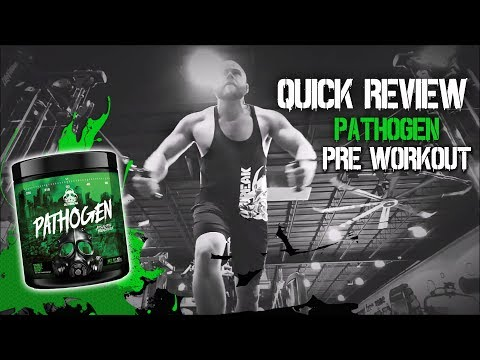 Zombie Themed FAT BURNER 💀 | Outbreak Nutrition RECLAIM
