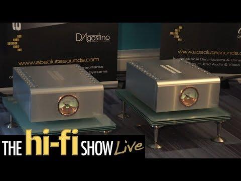 External Review Video JyWN9kid3XA for Dan D'Agostino Progression Mono Monaural Power Amplifier