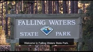 Falling Waters State Park – Park Tour