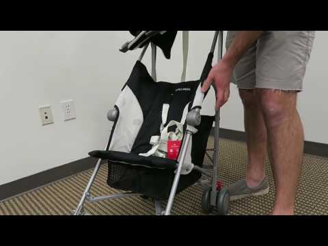 Maclaren Globetrotter Unboxing & Assembly Instructions Review | Lightweight Travel Umbrella Stroller