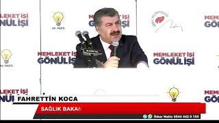 Konya'da tarihi buluşma