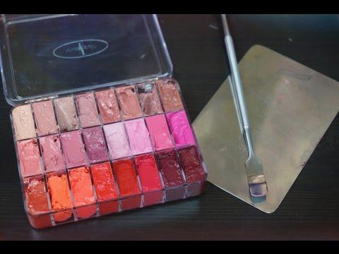 Depotting Lipstick   No Heat, No Mess