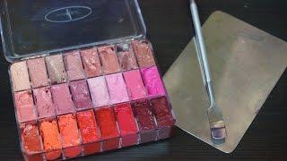 Depotting Lipstick | No Heat, No Mess - Video Youtube