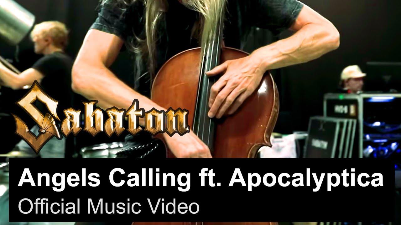 Sabaton ft. Apocalyptica — Angels Calling