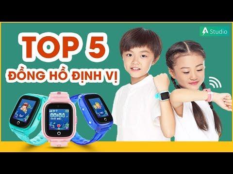 Top 5 Đồng Hồ Định Vị Trẻ Em Tốt Nhất, Đáng Mua Nhất 2019