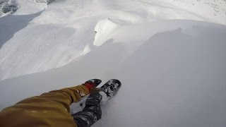 GoPro Line of the Winter: Bjorn Leines Canada 4.29.15 - Snow