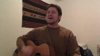 """Scott Seltzer - Dan Bern Cover - """"Baby Bye Bye"""""""