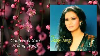 Hợp âm Cánh Hoa Xưa Hoàng Trọng