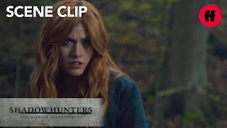 Shadowhunters | Season 3, Episode 5: Clary Summons Ithuriel | Freeform