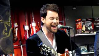 Right Here With You - David Cook - Best Buy - June 28, 2011