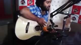 Arijit singh live recording