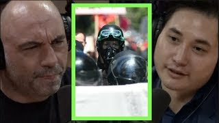 Andy Ngo Explains Why Antifa Doesn't Get Arrested in Portland | Joe Rogan