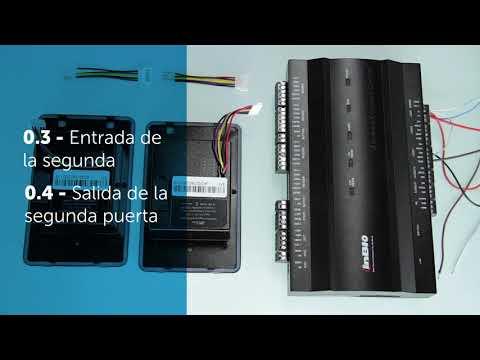 Video Tutorial: Conexión para un InBio estándar con el Access 3.5