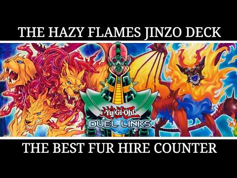 THE HAZY JINZO DECK | BEST FUR HIRE COUNTER [Yu-Gi-Oh! Duel