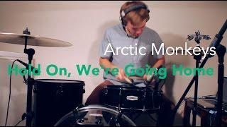 Bradley Martens - Arctic Monkeys - Hold On, We're Going Home (Drake) Drum Cover