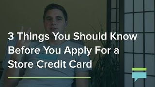 Store Credit Cards: 3 Things You Should to Know Before You Apply - Credit Card Insider