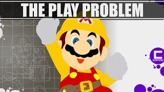 The One Problem a Super Mario Maker Sequel Needs to Fix.