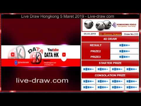Live Draw Hongkong Hk 5 Maret 19 Live Draw Com