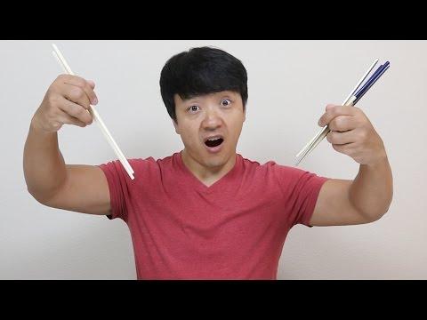 Chopsticks: Chinese VS. Japanese VS. Korean
