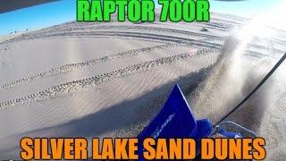 2007 raptor 700r silver lake sand dunes ripping