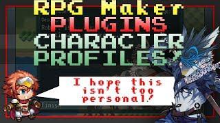 rpg maker mv character creation plugin - मुफ्त ऑनलाइन