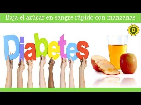 El menú de comida paciente diabético