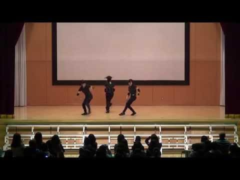 江戸川区立西葛西中学校ダンス部 R.I.P B-BOY TORA 3年生SHOW CASE
